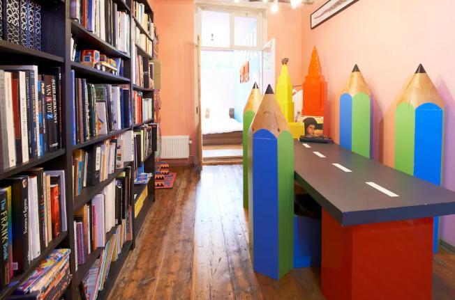 Apartment Three designer rooms in Trendy Pijp photo 170070
