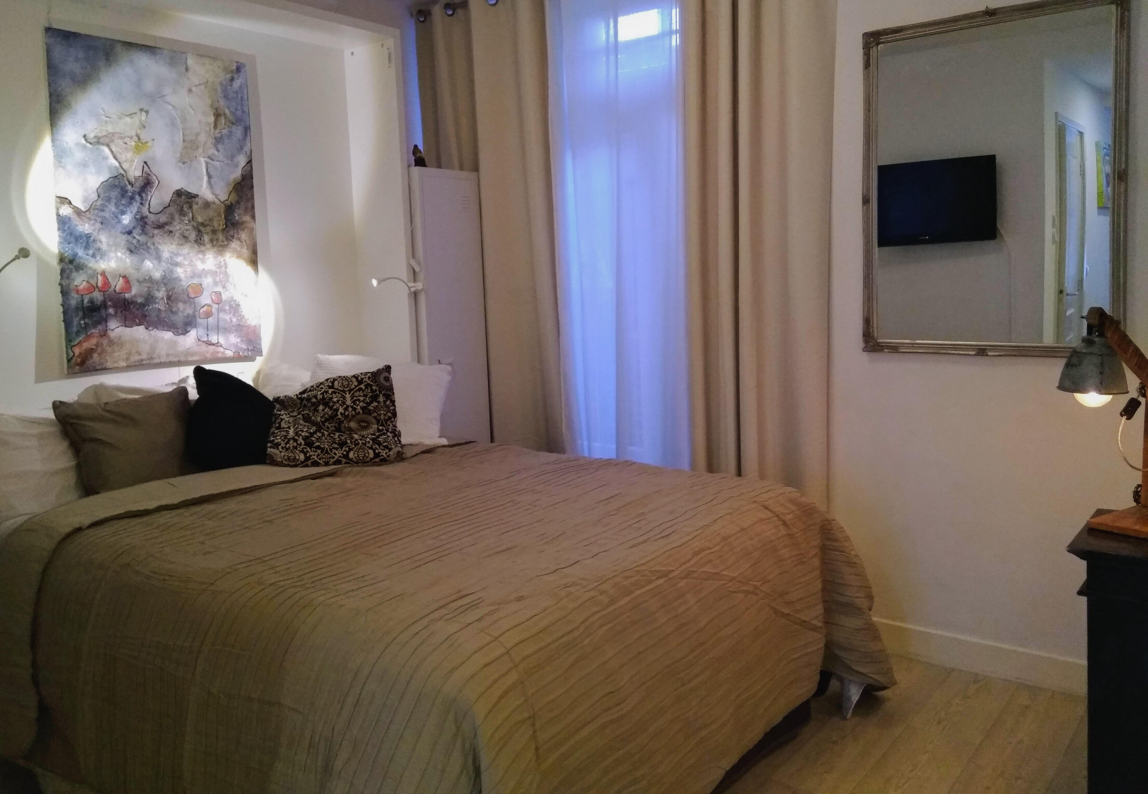 Clean studio 2 KM. from Anne Frank house/ 3 KM from Dam Square photo 6361851